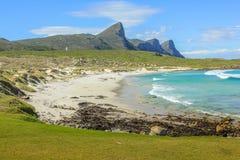 Cape Peninsula eastern side beaches Stock Image