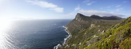 Cape Peninsula in South Africa stock images