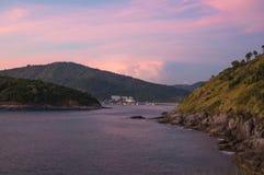 Cape Phrom Thep Stock Photography