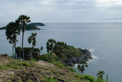 Cape of Phuket,Thailand Royalty Free Stock Image