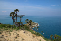 Cape of Phuket,Thailand Royalty Free Stock Photo