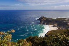 Cape Point Beach in South Africa Stock Photo