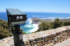 Cape Point in Cape Town Stock Images