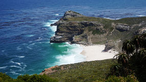 Cape Point landscape Royalty Free Stock Photography