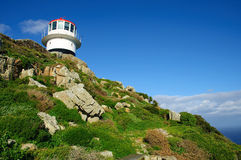 Cape Point Lighthouse - South Africa Royalty Free Stock Photography
