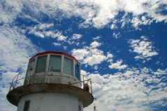 Cape Point lighthouse. Western Cape, South Africa Royalty Free Stock Photography
