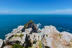 Cape Point Royalty Free Stock Photo