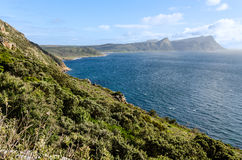 Cape Point Peninsula in South Africa Royalty Free Stock Image