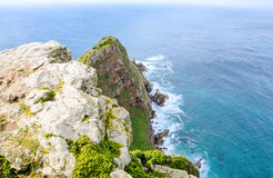 Cape Point Peninsula in South Africa Stock Photo