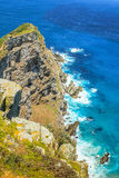 Cape Point promontory Stock Photo