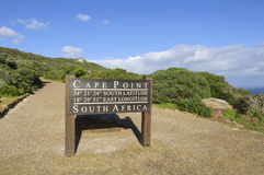 Cape Point, South Africa Royalty Free Stock Photography