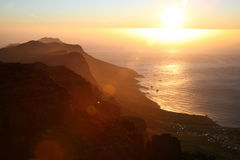 Cape point Royalty Free Stock Image