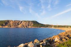 Cape Porcupine - Nova Scotia Royalty Free Stock Photos