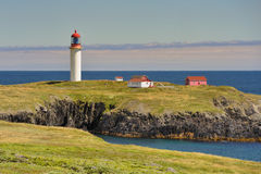 Cape Race lighthouse Royalty Free Stock Image