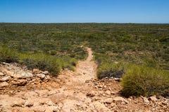 Cape Range National Park. Near Exmouth, Western Australia Stock Photography