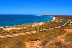 Cape Range National Park, Western Australia Stock Images