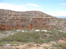 Cape Range National Park, Western Australia Royalty Free Stock Photos
