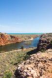 Cape Range Ningaloo Reef Australia Royalty Free Stock Images