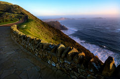 Cape reinga Royalty Free Stock Images