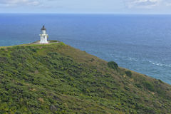 Cape Reinga light house Royalty Free Stock Photography