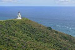Cape Reinga light house. North Island, New Zealand Royalty Free Stock Photography