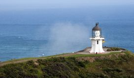 Cape Reinga Lighthouse Stock Images
