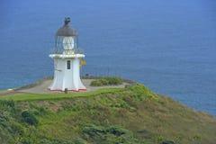 Cape Reinga Lighthouse Royalty Free Stock Photos