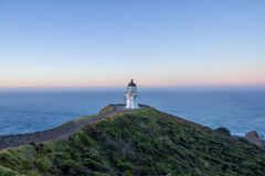 Cape Reinga lighthouse Royalty Free Stock Image