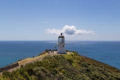 Cape Reinga Lighthouse Stock Photos