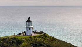 Cape Reinga. NZ Stock Images
