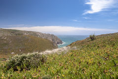 Cape Roca ( Cabo da Roca) Stock Images