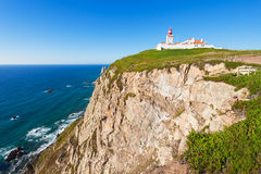 Cape Roca, Portugal Royalty Free Stock Photo