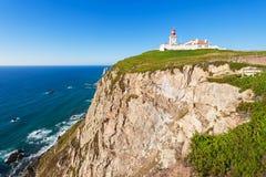 Cape Roca, Portugal Royalty Free Stock Photo
