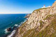 Cape Roca, Portugal Royalty Free Stock Photography