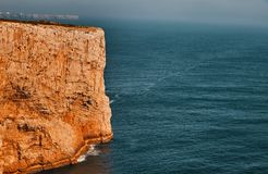 Cape Saint Vincent, Portugal royalty free stock photography