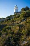 Cape San Antonio lighthouse Royalty Free Stock Photos