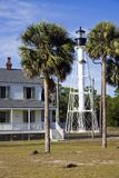 Cape San Blas Lighthouse Stock Photo