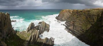 Cape Sardao stock images
