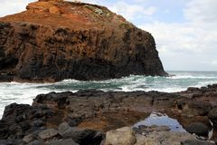 Cape Schanck Stock Photo