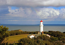 Cape Schanck Lighthouse, Australia Royalty Free Stock Photos