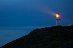 Cape Schanck Lighthouse Stock Photos