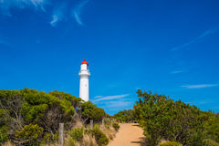 Cape Schanck Lighthouse Stock Images
