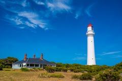 Cape Schanck Lighthouse Stock Image