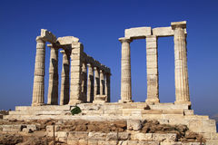 Cape Sounion Royalty Free Stock Photography