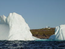 Cape Spear 1 stock photography