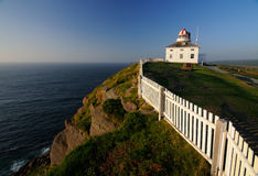 Cape Spear Royalty Free Stock Photos