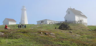 Cape Spear Royalty Free Stock Photography