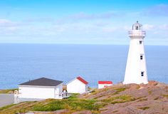 Cape Spears Lighthouse Royalty Free Stock Photo