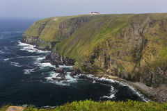 Cape St. Mary's coastline Stock Image