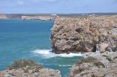 Cabo de Sao Vicente, Portugal, Europe Stock Image